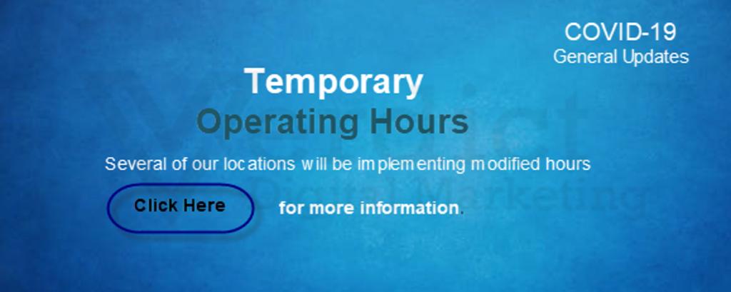 GMB COVID-19 Temp Hours Post