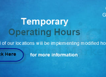 GMB COVID-19 Temp Hours Post
